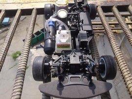 Автомобиль с радиоуправлением бензиновый двигатель - pro97.ru