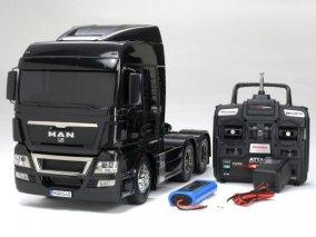 Конструктор для взрослых - грузовики на радиоуправлении от Tamiya