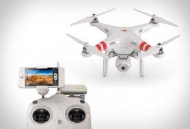 Квадрокоптер DJI Phantom 2 Vision Мультикоптеры в интернет