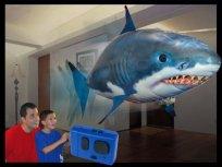 Летающая акула на радиоуправлении - купить по самой низкой цене, с