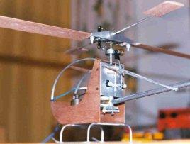 Самодельный радиоуправляемый вертолет